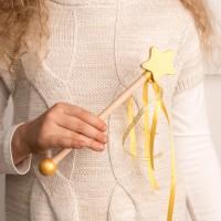 «Волшебная палочка золотая» Леснушки