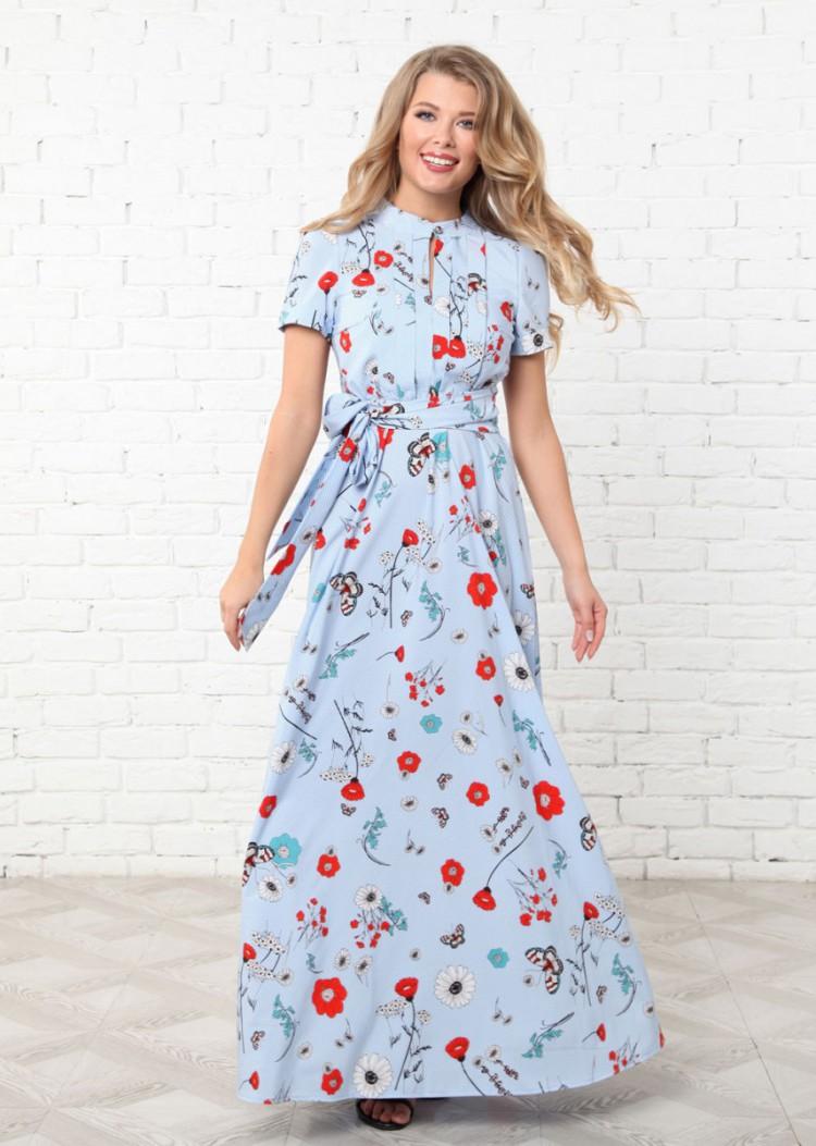 Платье для беременных на весну 95