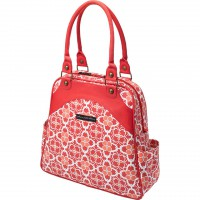 Сумка для мамы Petunia Sashay Satchel: Fire Flower Fields