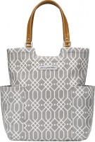 Сумка для мамы Petunia Tailored Tote: Quartz