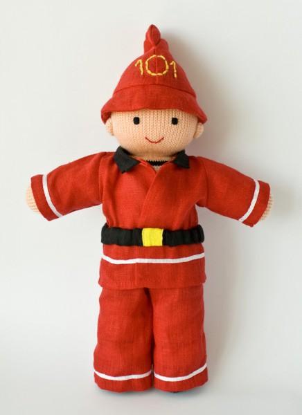 Пожарник своими руками 4