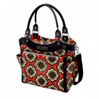 Сумка для мамы Petunia City Carryall: Lively Lima