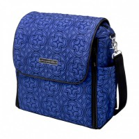 Сумка для мамы Petunia Boxy Backpack: Westminster Stop