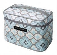 Дорожный кейс Petunia Travel Train Case: Classically Crete