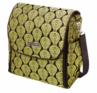 Petunia Boxy Backpack: Golden Topaz Roll