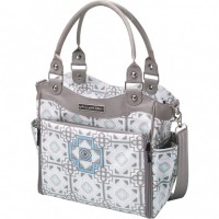 Сумка для мамы Petunia City Carryall: Sleepy Seychelle