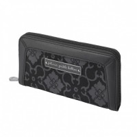 Кошелек Petunia Wonderlust Wallet: Paris Noir