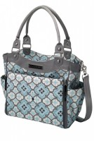 Petunia City Carryall: Classically Crete