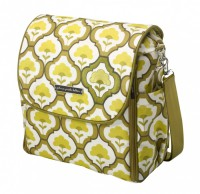 Сумка для коляски Petunia Boxy Backpack: Lights of Lisbon