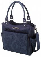 Petunia City Carryall: Waterloo Stop