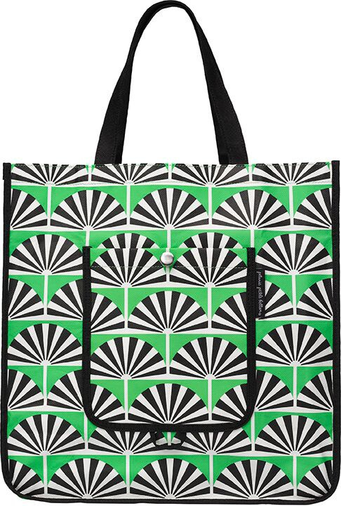 Экосумка Petunia Shopper Tote: Playful Palm Springs