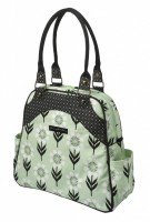 Сумка для мамы Petunia Sashay Satchel: Minted Meadows