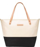 Сумка для мамы Petunia Downtown Tote: Birch Black
