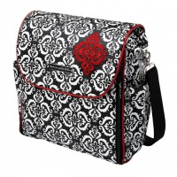 Сумка для мамы Petunia Boxy Backpack: Frolicking in Fez