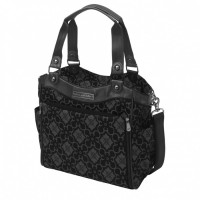 Сумка для мамы Petunia City Carryall: Paris Noir