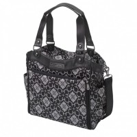 Сумка для мамы Petunia City Carryall: London Mist